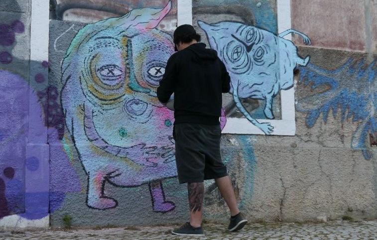 Jos graffiti