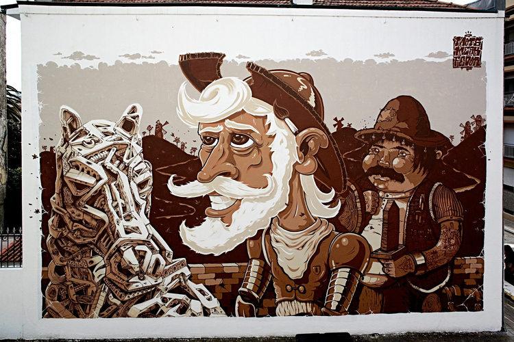 Fedor Street Art