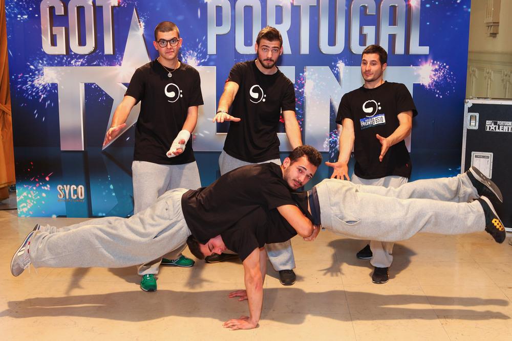 Team Braga Parkour