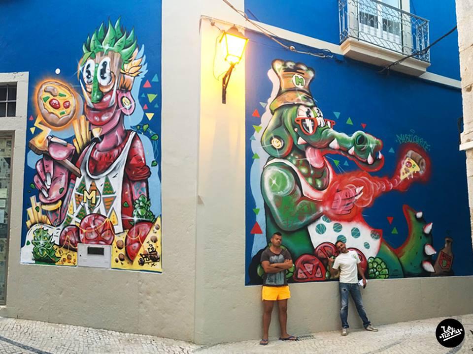 Le Funky - Graffiti - Para - Contratar.jpg
