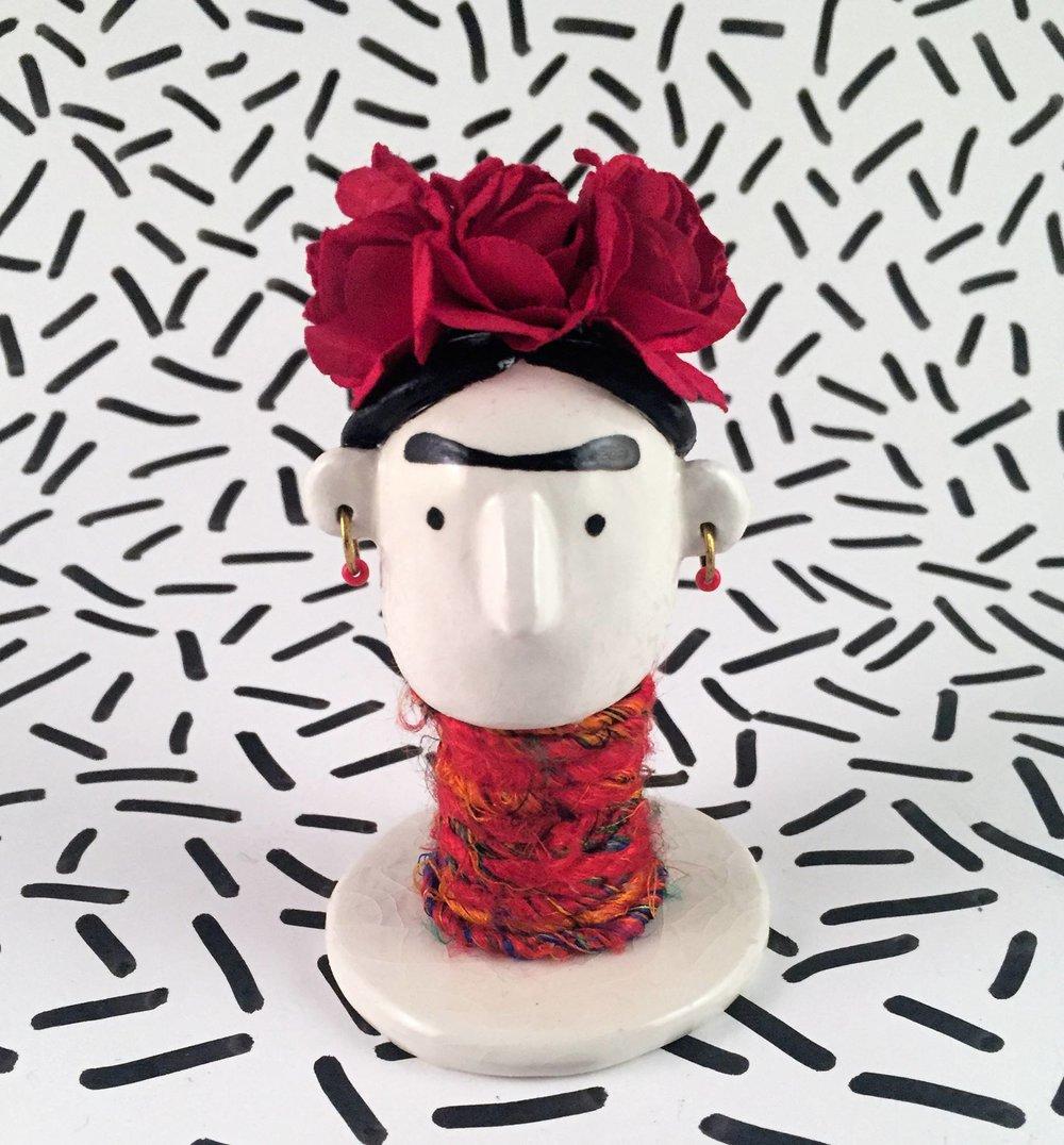 """Uma das peças da colecção """"Frida"""" da The Super Van's"""