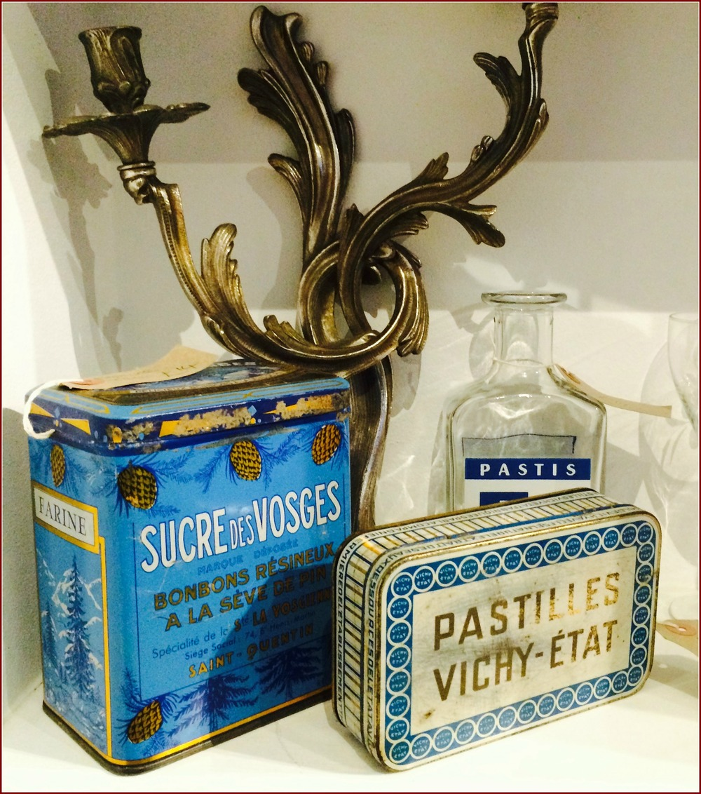 Totally Tins! :  Tins & '51' carafe all £14 each