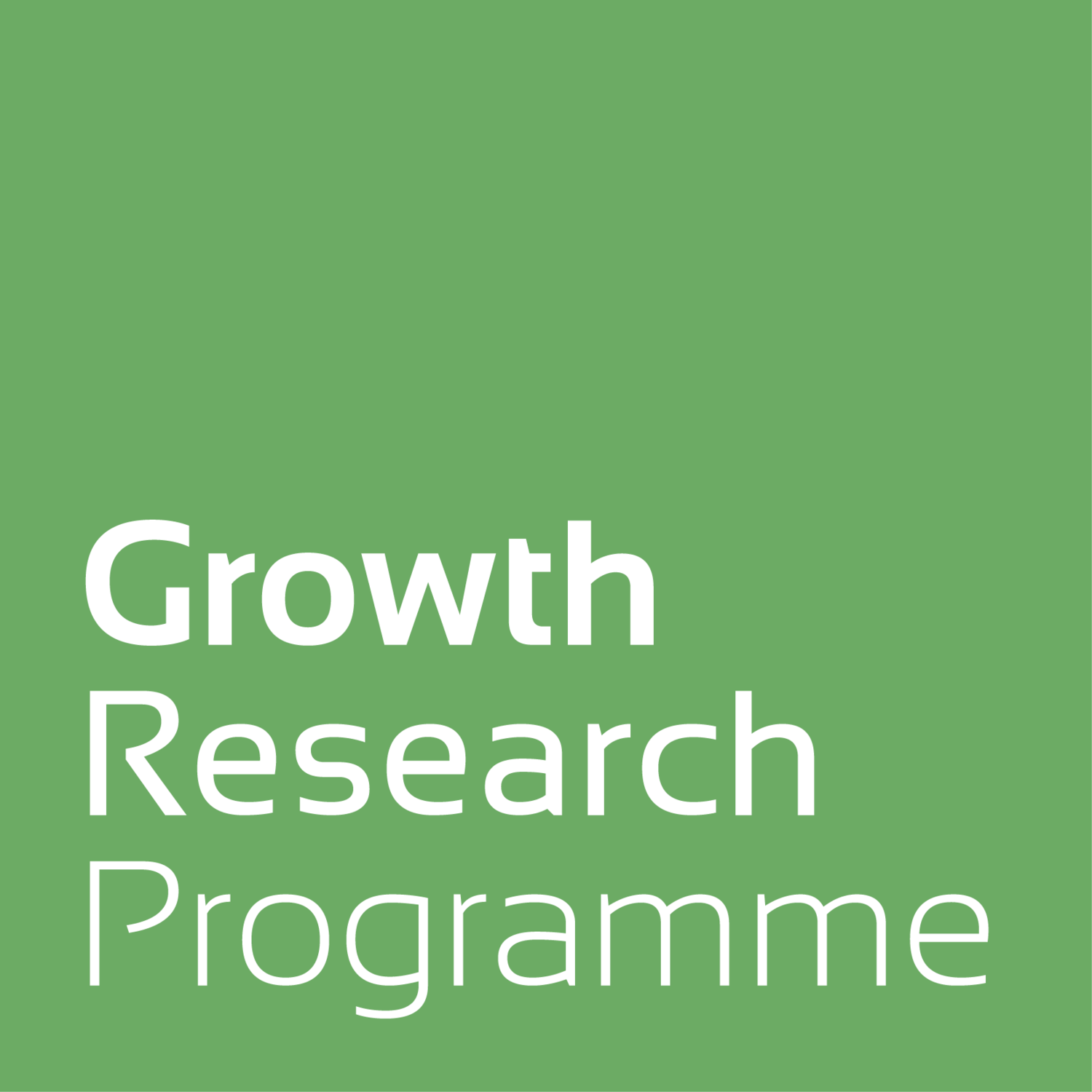 DFID-ESRC Growth Research Programme