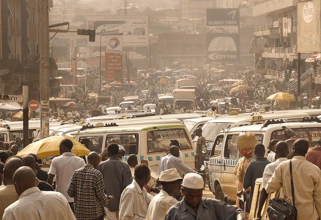 Kampala, Uganda. c. Weesam2010