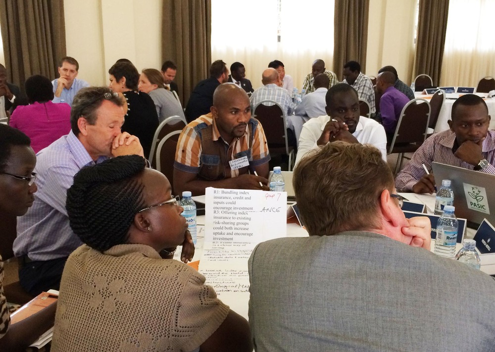 Workshop, Kampala, June 11 2015