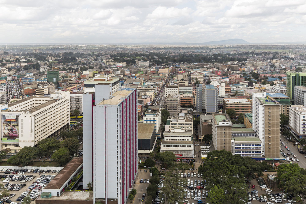 Nairobi skyline c. Ninara/Flickr