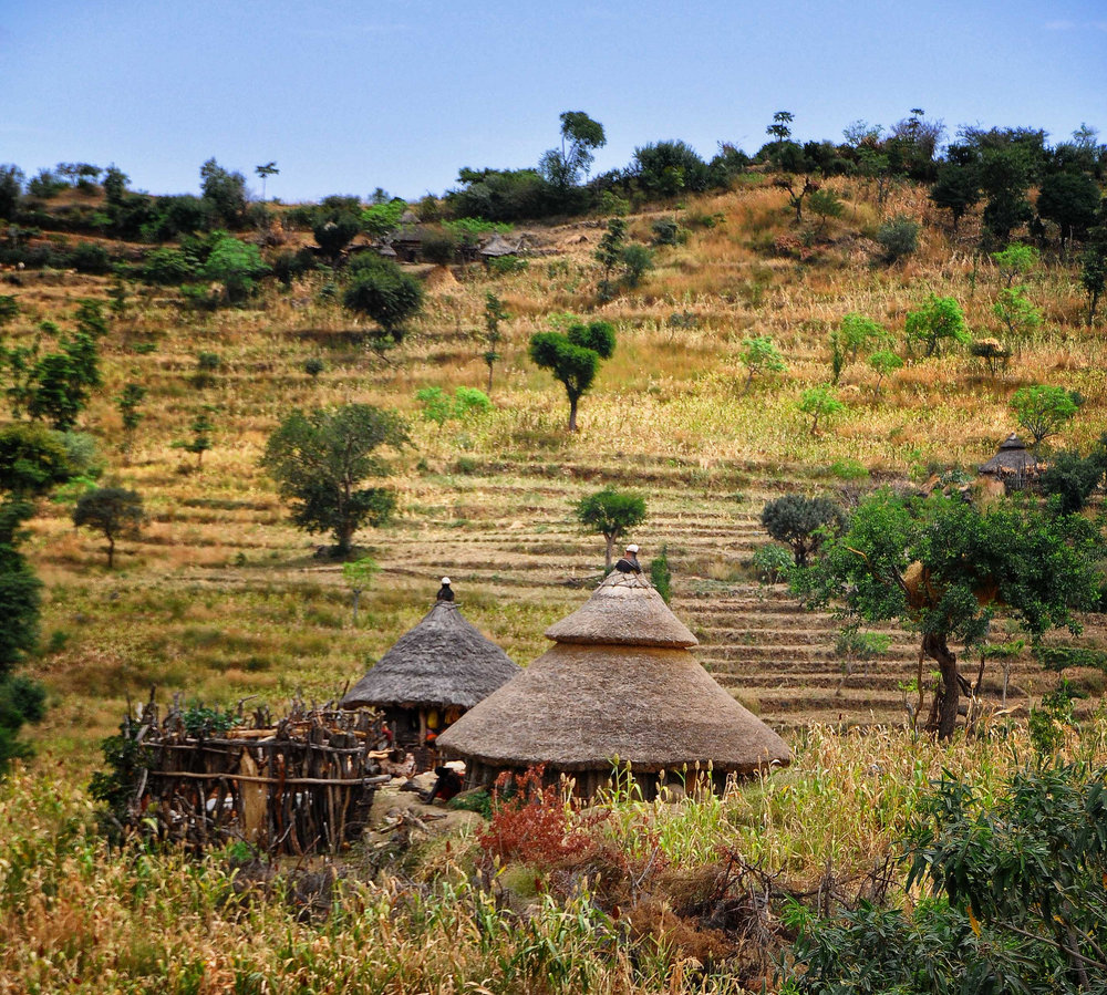 Konso tribal land, Ethiopia c. Rod Waddington/Flickr
