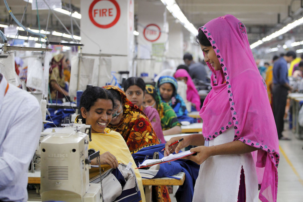 supply chain management of garments sector in bangladesh An overview of sustainability on apparel manufacturing industry in on apparel manufacturing industry in bangladesh fashion supply chain management in.