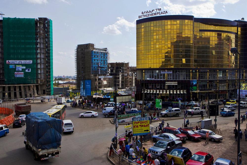 Addis Ababa c. DFID/Flickr