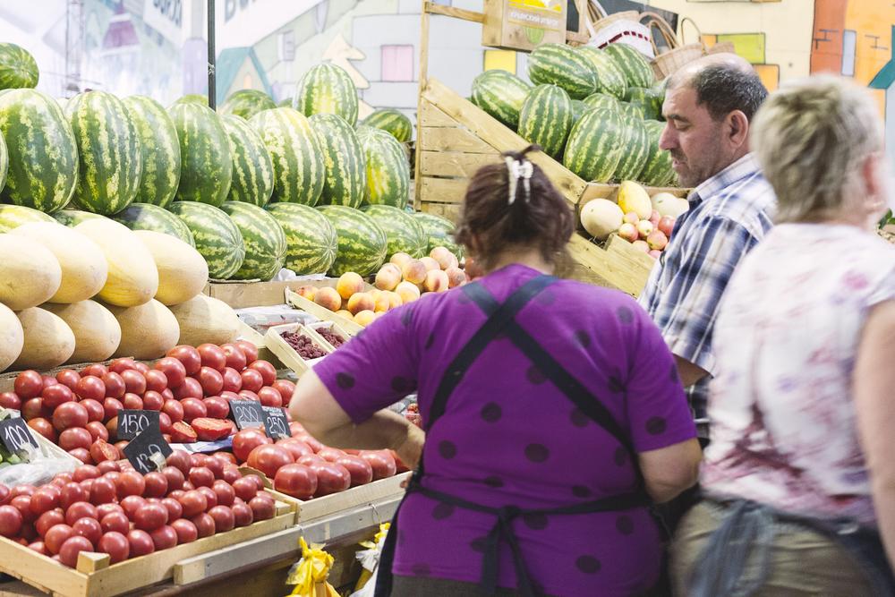 Matmarkedet