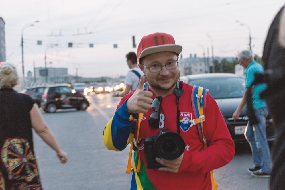 Sergey!