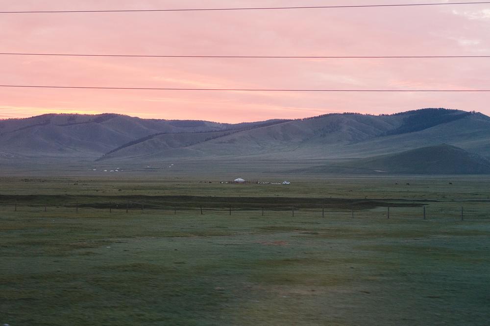 Mongolia!