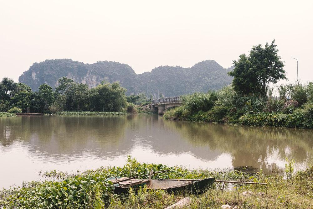Fra kjøreturen rundt Cuc Phuong Nasjonalpark.