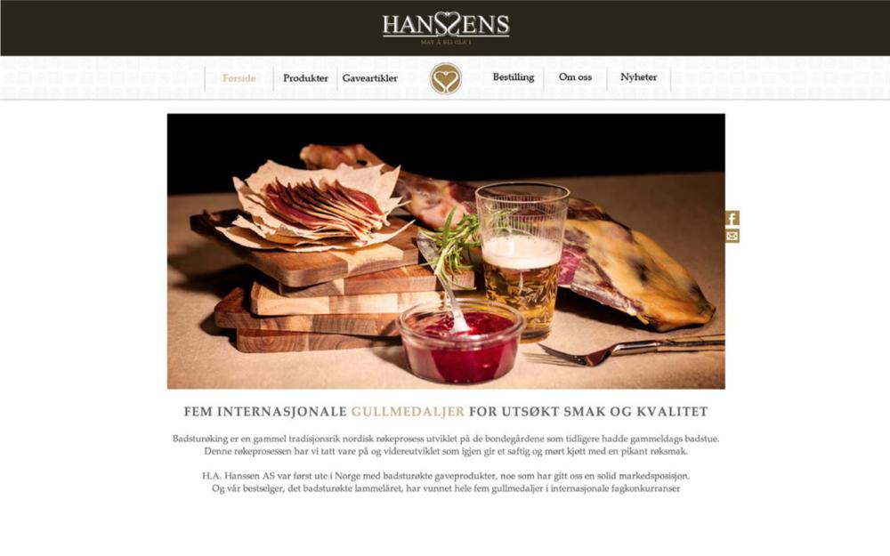 Copy of hahanssen.no