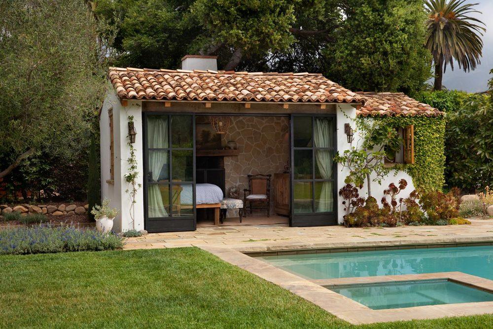 Mediterranean Cottage Rob Maday Landscape Architecture