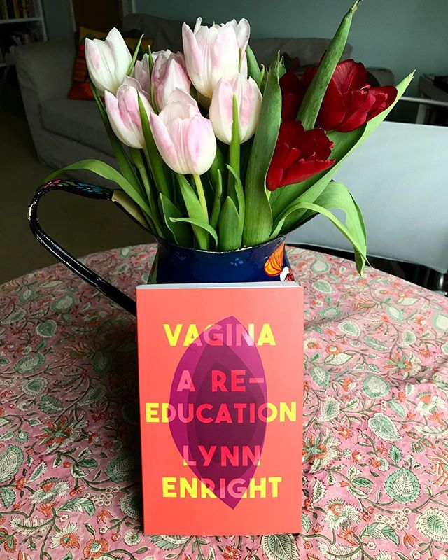 I've just finished my brilliant friend @lynnenright's new book Vagina: A Re-education, and found it eye-opening and informative, thought-provoking and beautifully written. Every young woman – in fact every woman – should read this and be empowered by finally having all the facts; it's astonishing how much we're not taught in the course of growing up about our bodies, our sexuality, how we're treated by modern medicine and what we deserve. Congratulations Lynn on a major achievement – I'm so impressed 💪🏼👛 xxx #vaginaareeducation