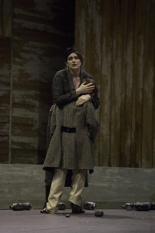 Peter Grimes    Teatro Comunale di Bologna 2017