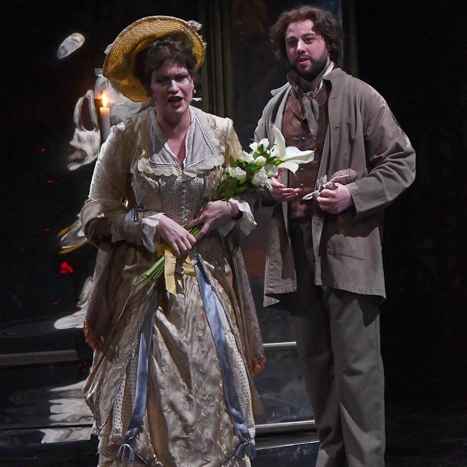 Tosca    Opera Lombardia 2018