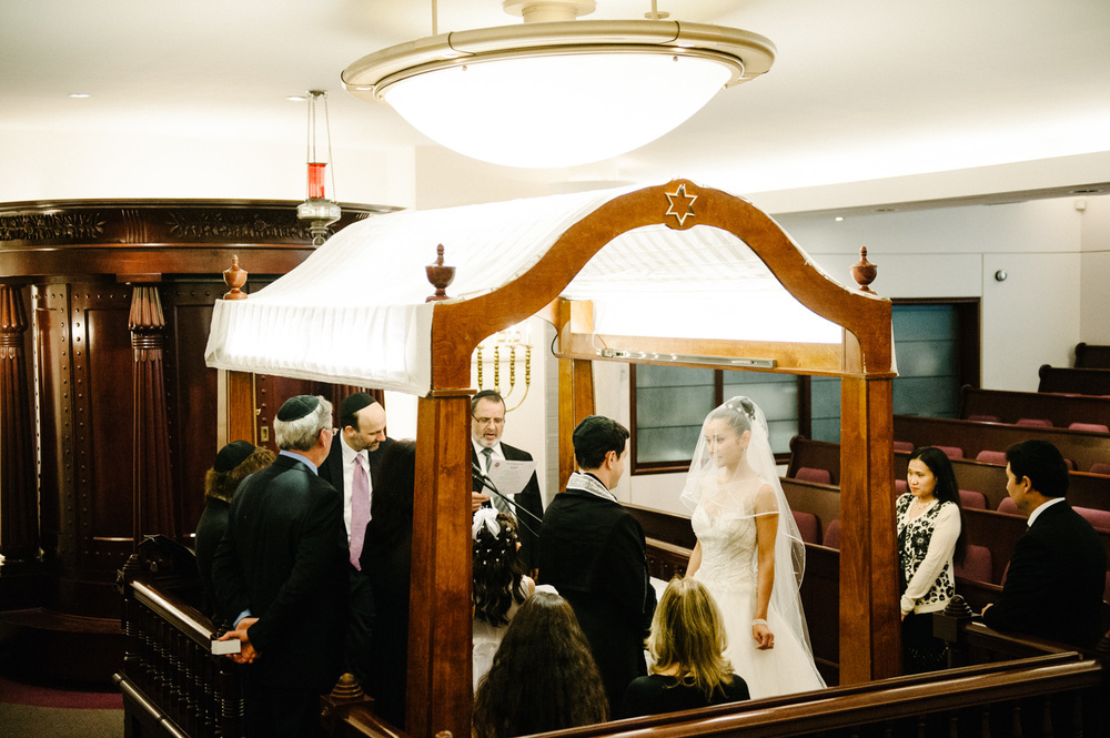 Montreal and Toronto wedding photographer Jewish wedding