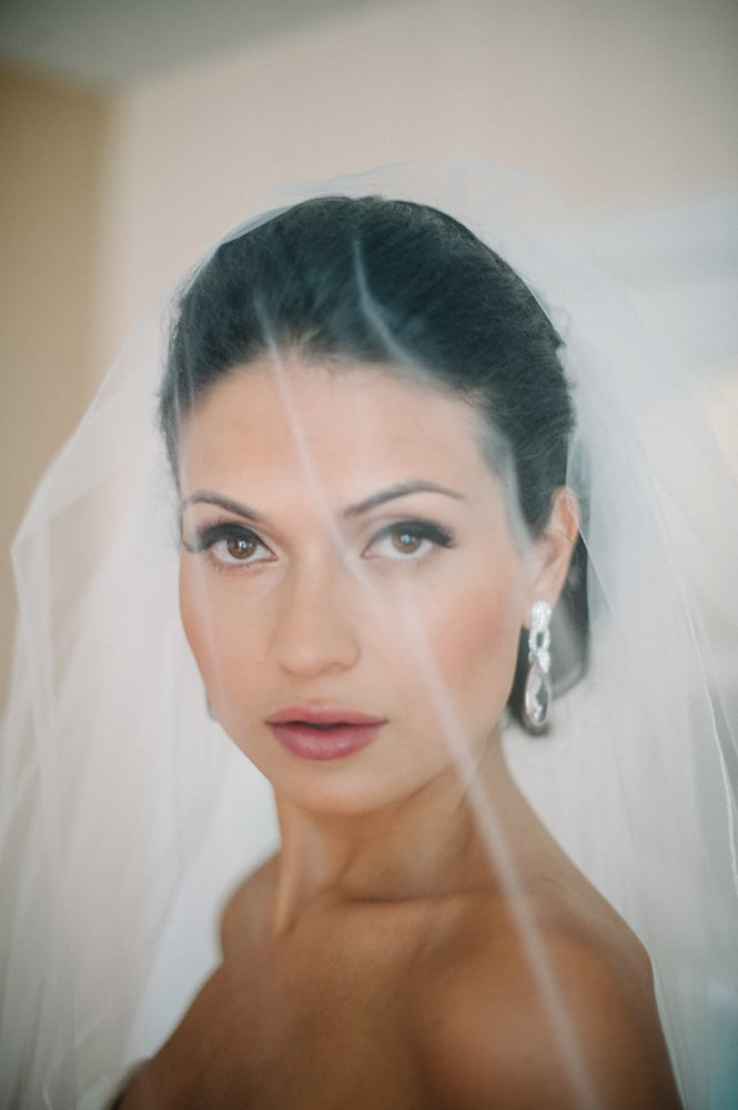 Artistic creative wedding photography for the Montreal Toronto Santorini bride