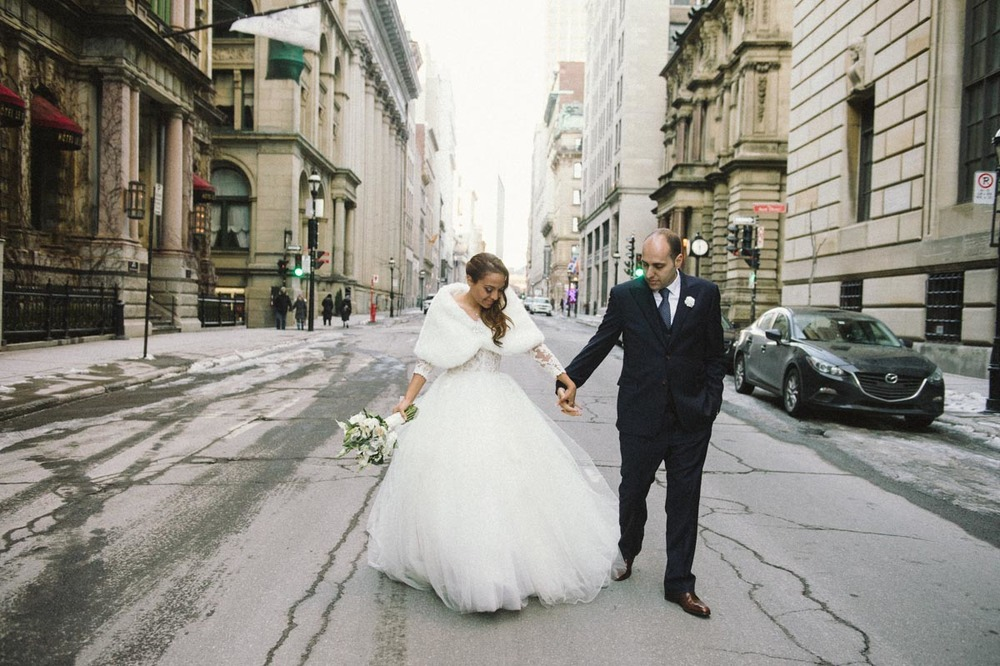 Montreal Toronto Santorini Wedding Photography