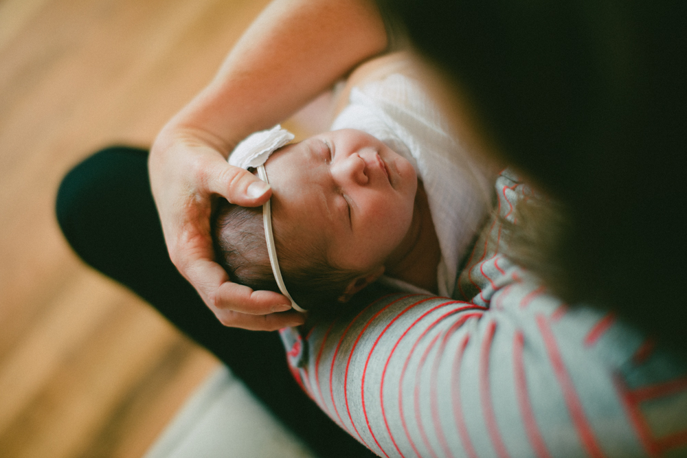 SALT LAKE CITY NEWBORN PHOTOGRAPHER