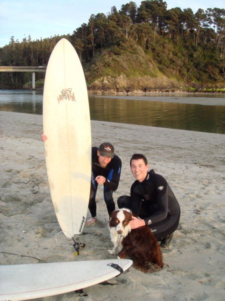 Learning to surf with the Bosun