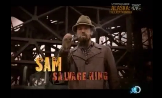 """Welcome to my underworld."" Sam Coffee"