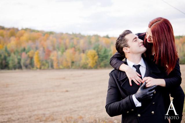 Cowansville Quebec Engagement Photography (11)