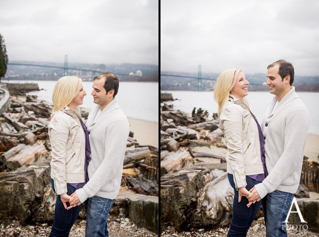 Vancouver Stanley Park Engagement Photography (8)
