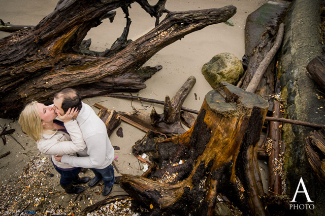 Vancouver Stanley Park Engagement Photography (11)