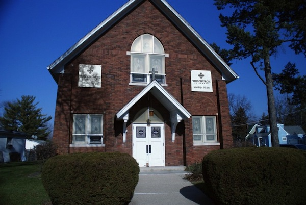 The Church Building in DeKalb