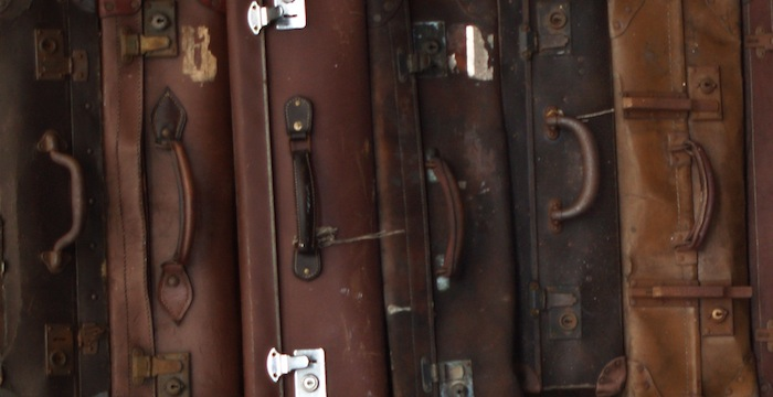 We all carry baggage.