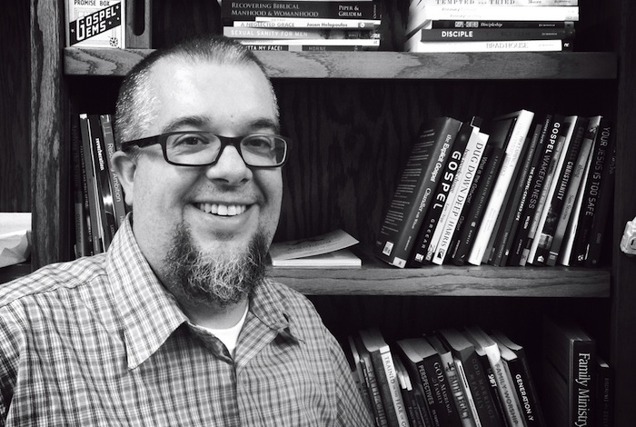 Pat Aldridge: Husband, Father, Pastor, Comic Geek