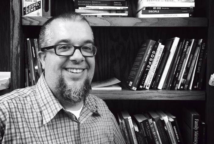 Pat Aldridge: Husband, Father, Pastor, Comic Geek