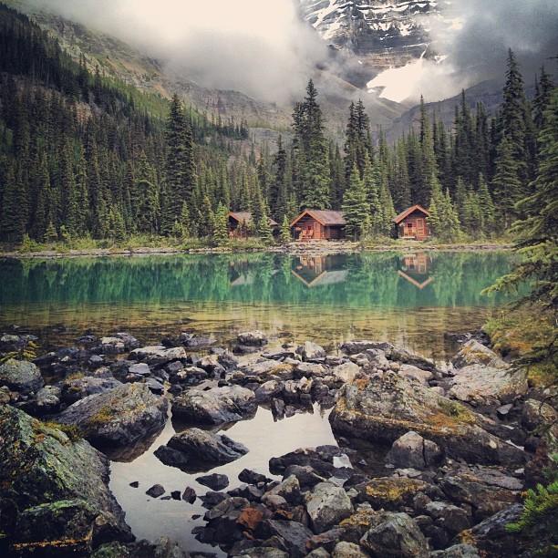 Lake O'Hara Lodge
