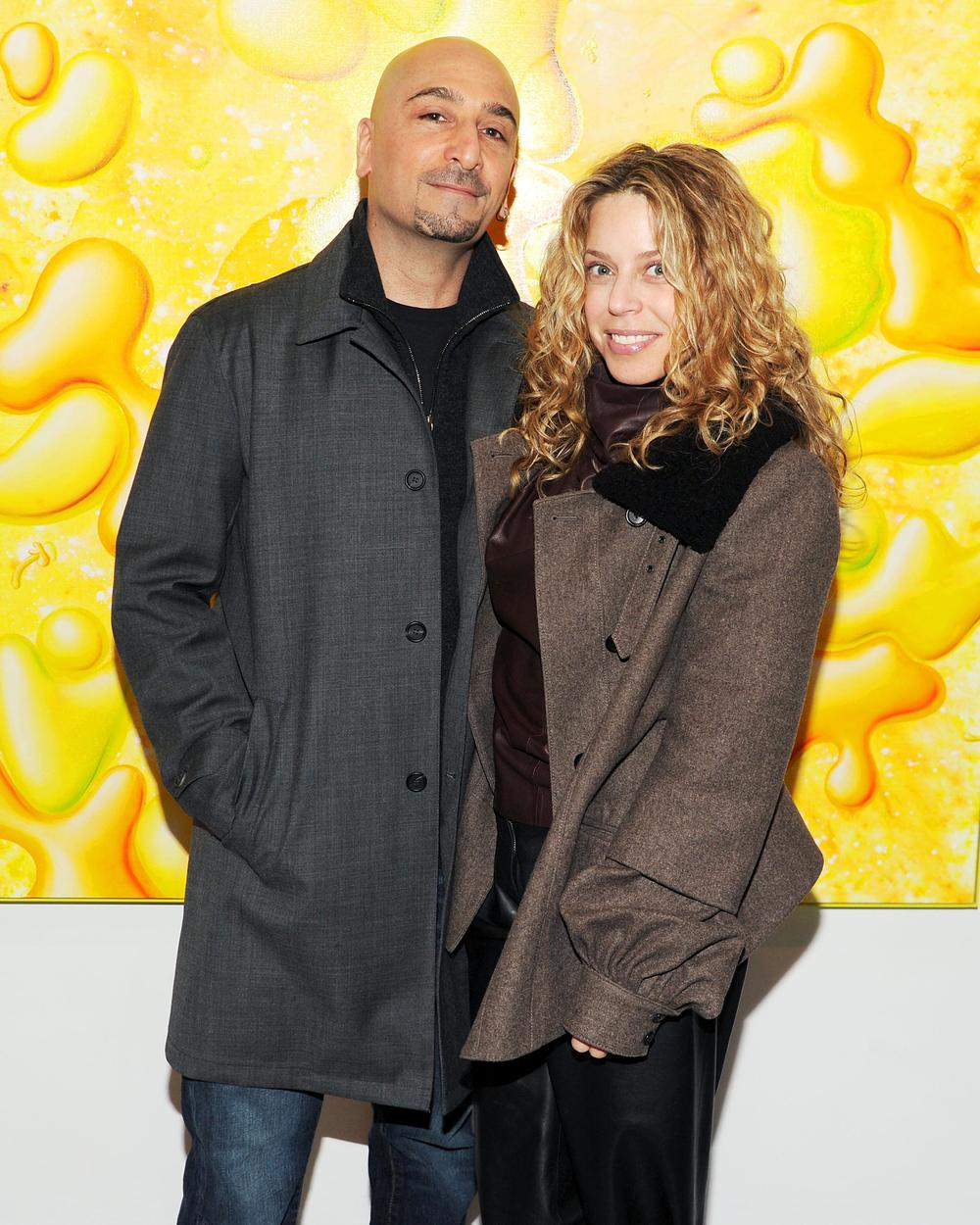 Todd Cuso and Karen Robinovitz