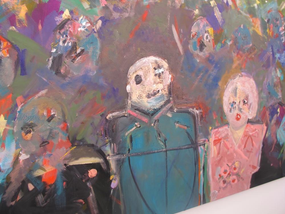 South African Carla Busuttif with Goodman Gallery
