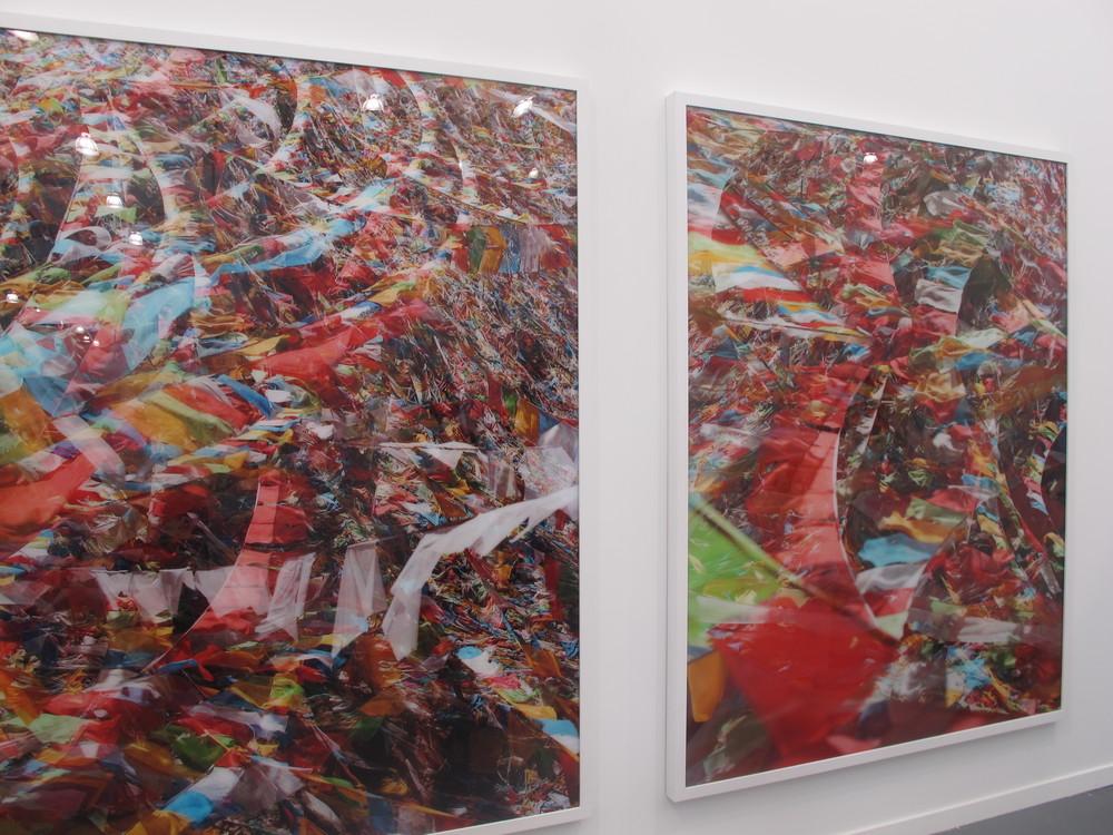 Darren Almond's pieces mesmerized me