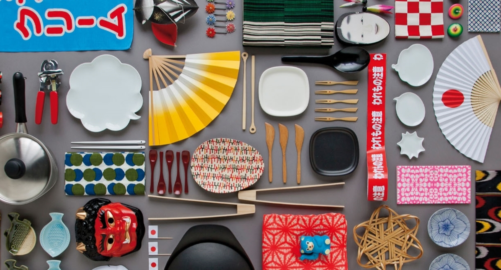 """Sentou, one of my favorite design stores in Paris, is having a """"Nippon"""" theme so most of the objects that they are selling for the next few weeks are designed in Japan"""