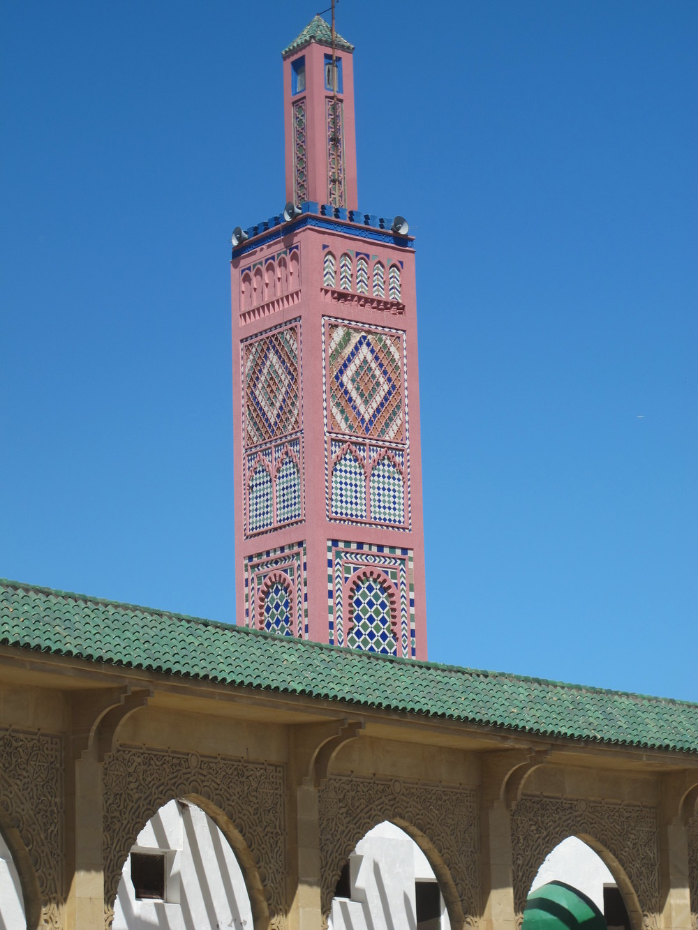 The Mosque in the Grand Souk