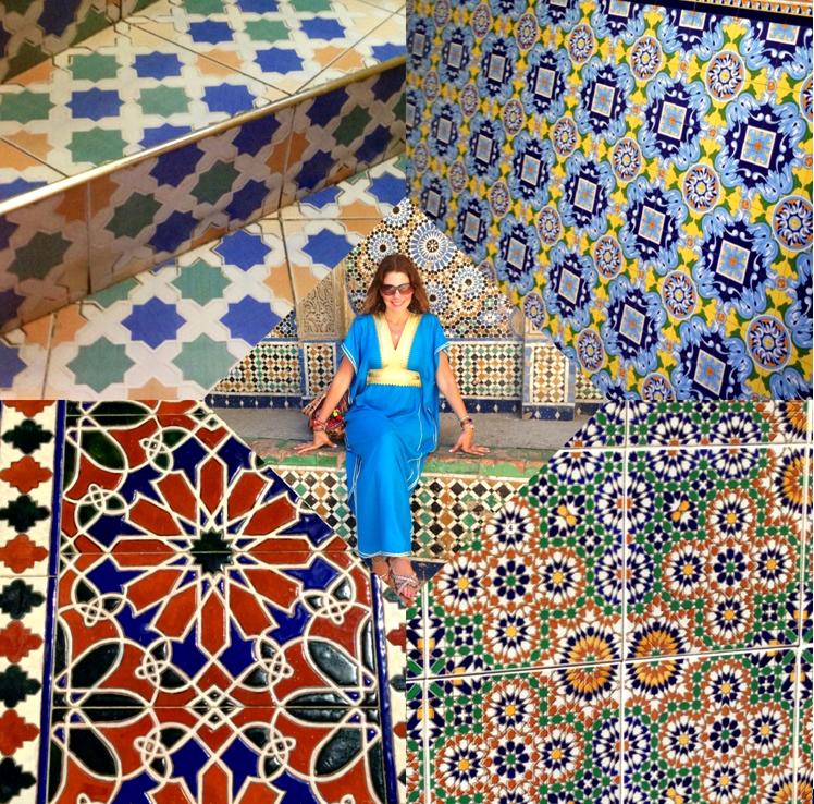 A Guide to Moroccan Tiles Maria Brito