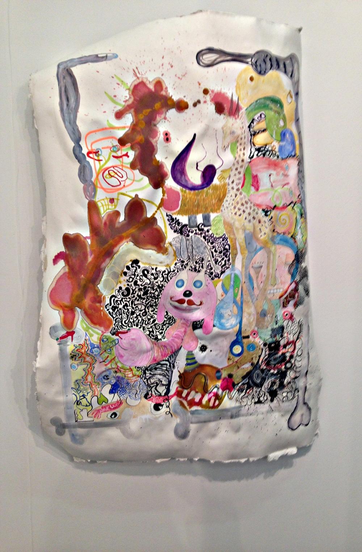 German artist Gelitin's piece was a favorite of mine