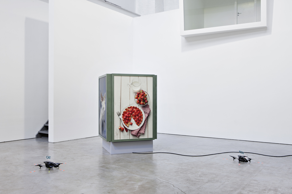 Antoine Catala, Family Image installation