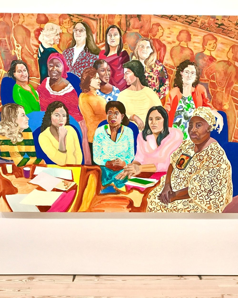 Aliza Nisenbaum, MOIA's NYC Women's Cabinet, 2016