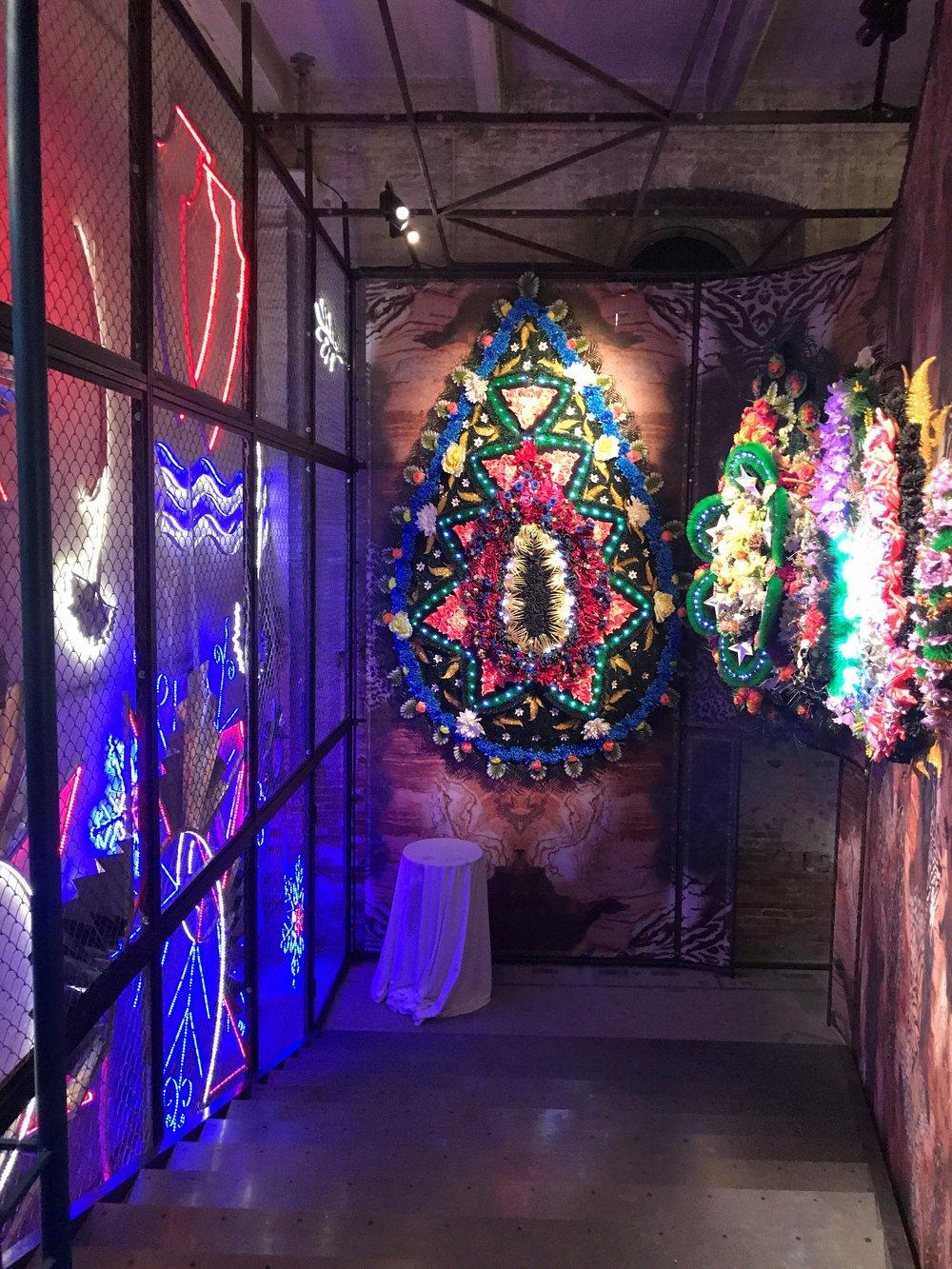 Irina Korina's installation