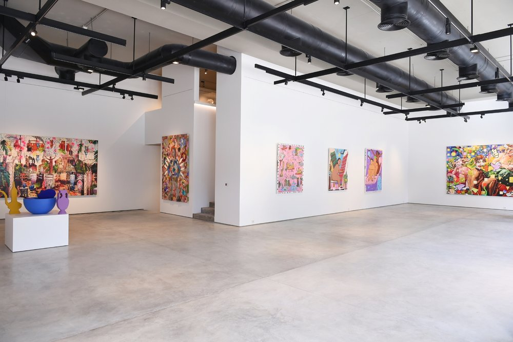 The Thousand and One Nights at Artual Gallery in Beirut