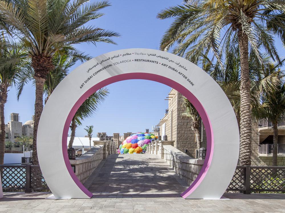 Solaroca by Opavivara, Art Dubai