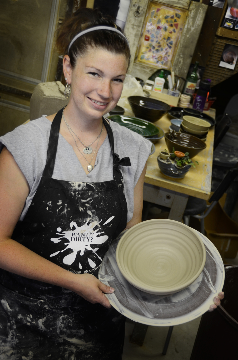 Jessica Harle, artist