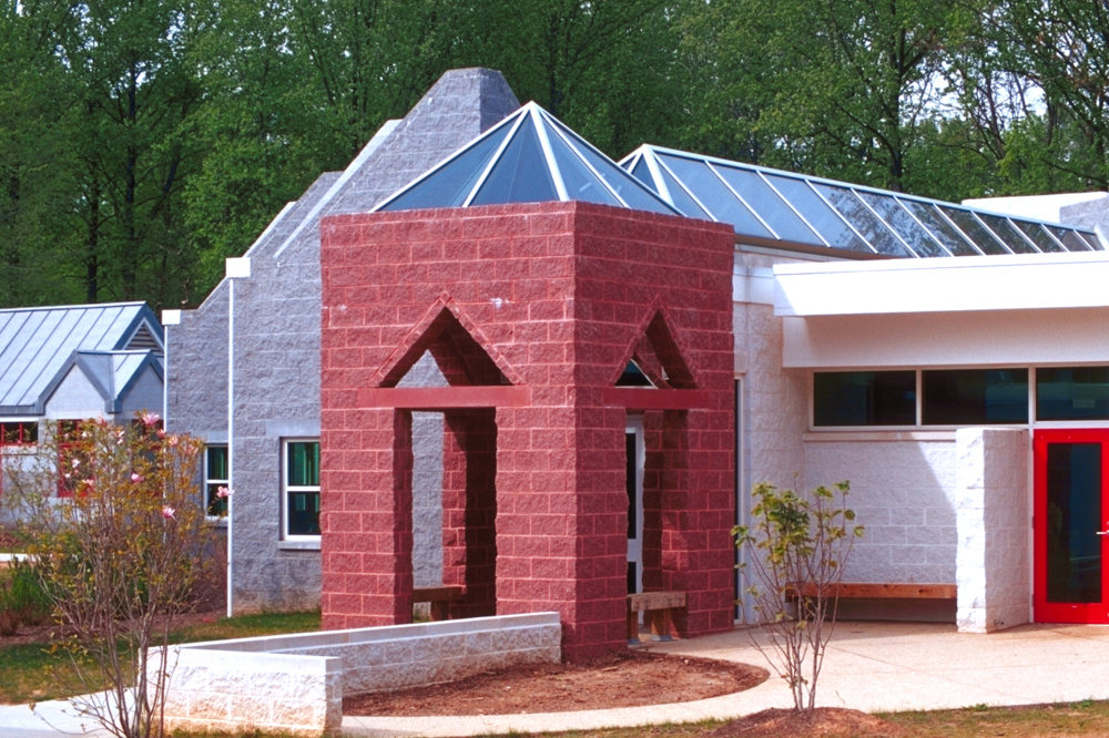Green Acres School, Third and Fourth Grade Building